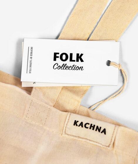 Bavlnená taška Folk Collection