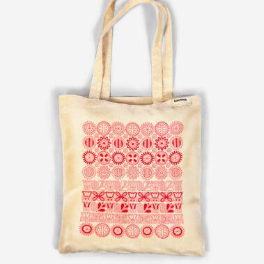 Bavlnená taška Stred 1