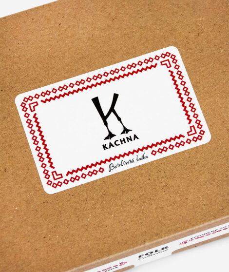Krabička Folk taška 3