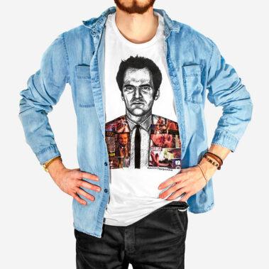 Pánske tričko Pocta Tarantinovi 1