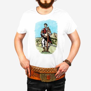 Pánske tričko Strážca Stredu