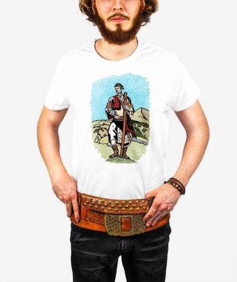 Pánske tričko Strážca Stredu_1