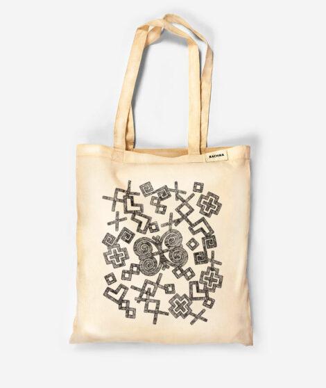 Bavlnená taška Rozsypané Čičmany 1