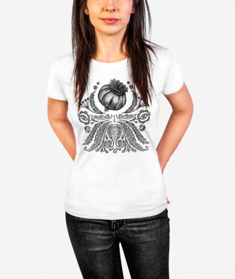 Dámske tričko Makovička 1