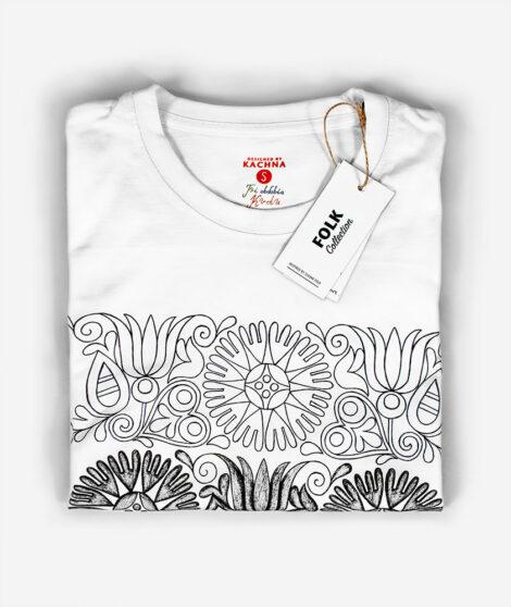 Dámske tričko Tri obdobia kvetu 2