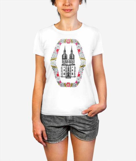Dámske tričko Trnaváčka 1