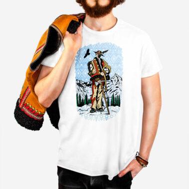 Pánske tričko Strážca Severu 1
