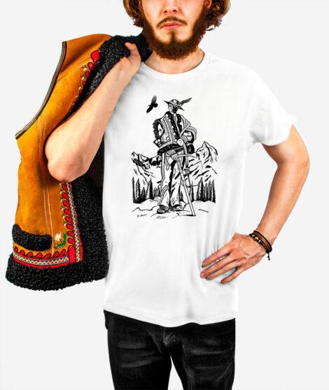 Pánske tričko Strážca Severu 2