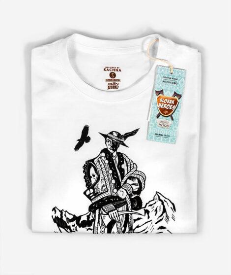 Pánske tričko Strážca Severu 4