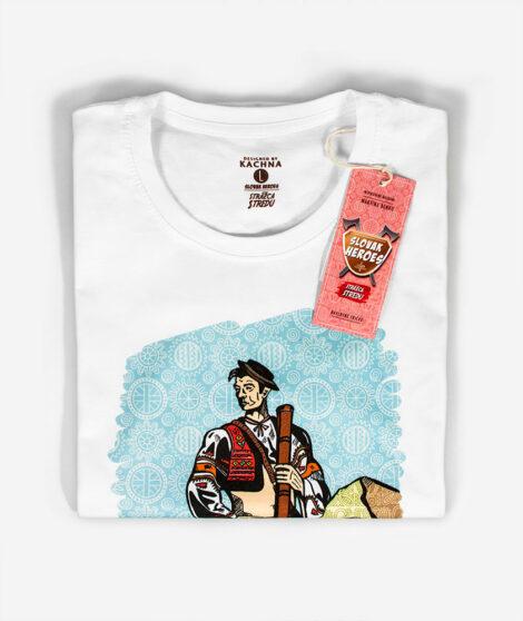 Pánske tričko Strážca Stredu 3
