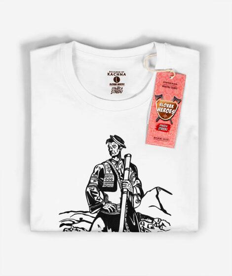 Pánske tričko Strážca Stredu 4