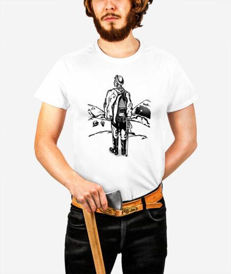 Pánske tričko Strážca Východu_2