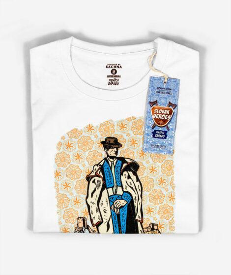 Pánske tričko Strážca Západu 3