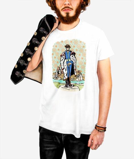 Pánske tričko Strážca Západu_1
