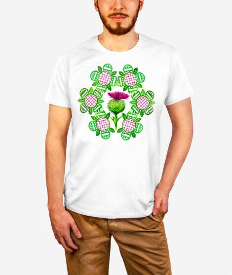 Pánske tričko Nitriansky bodliak 1