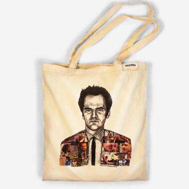 Bavlnená taška Pocta Tarantinovi 1