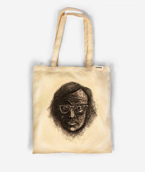 Bavlnená taška Woody 1