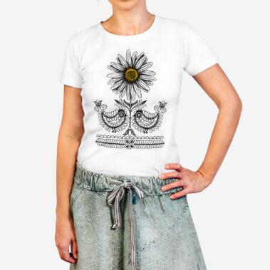 Dámske tričko Margarétka 1