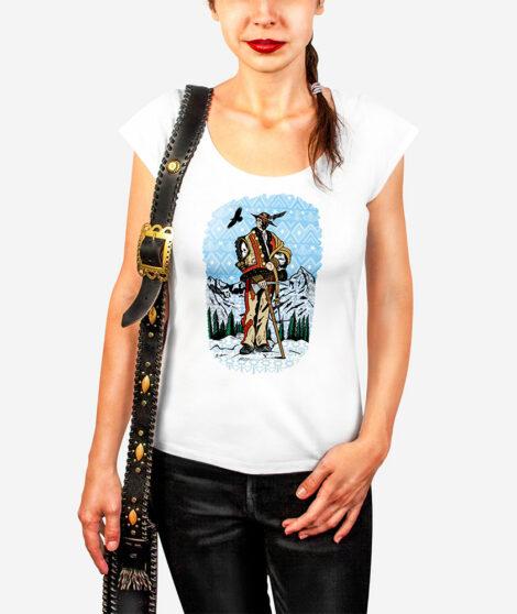 Dámske tričko Stážca Severu 1
