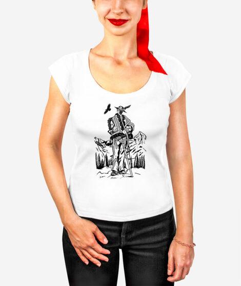Dámske tričko Stážca Severu 2