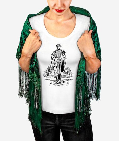Dámske tričko Stážca Západu 2