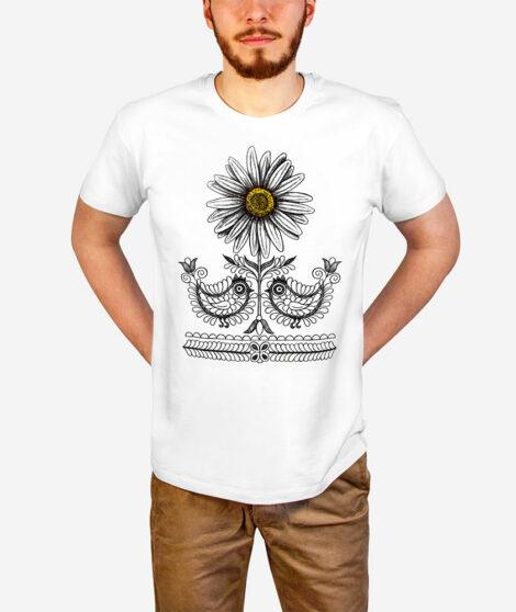 Pánske tričko Margarétka 1